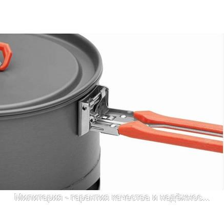 Казанок з теплообмінником Fire-Maple FMC-K2 1.5 л, фото 2