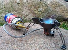 Газовий пальник BRS-11, фото 2
