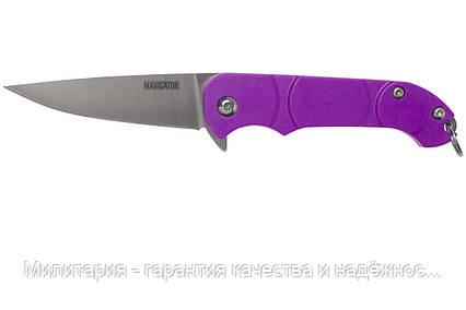 Ніж складний Ontario OKC Navigator Purple (8900PUR), фото 2
