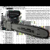 Цепная электрическая пила Арсенал ПЦ-2300, 2300 Вт, скорость вращения цепи 14 м/сек, тормоз цепи
