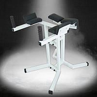 Скамья Гиперэкстензия обратная тренажер для спины (лавка Гіперекстензія зворотня, тренажер для спини)