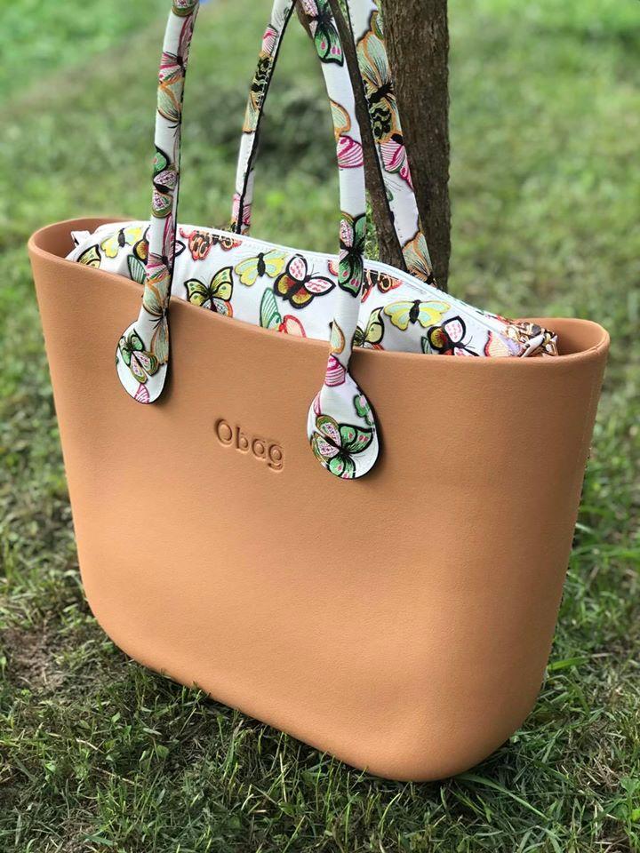 Женская Сумка O bag О бег Классик (комплект корпус, подкладка, ручки) Италия copy