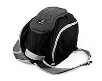 Рюкзак в гаманці Peanut, чорний, фото 1
