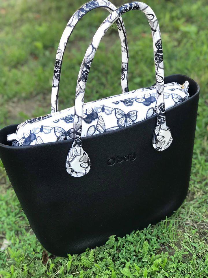 Женская Сумка O bag О бег Классик (комплект корпус, подкладка, ручки) Италия