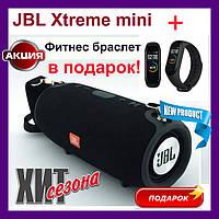 Портативная колонка JBL Xtreme mini. Black (Черный)  .