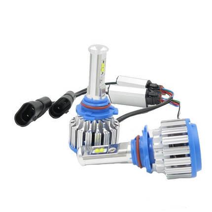 Светодиодные автомобильные лампы T1-H27 Turbo Led, фото 2