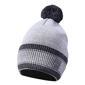Мужская шапка с бубоном 92А