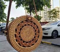 Женская плетённая сумочка. Модель 507, фото 10