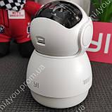 IP Купольная камера Xiaomi Yi 1080P FHD, 360 градусов, датчик движения,Wi-Fi, видеоняня, фото 3