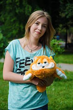 Плюшевый кот Гарфилд 45 см