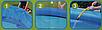 Бассейн круглий надувний Bestway (244x66 см), фото 3