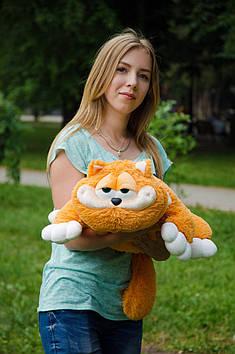 Плюшевый кот Гарфилд 55 см
