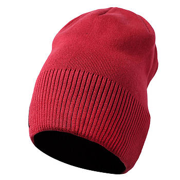 Шапка Трансформер HatsLight kinoro унисекс размер взрослый, красный
