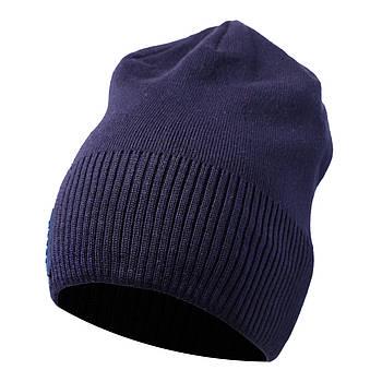 Шапка Трансформер HatsLight kinoro унисекс размер взрослый, синий