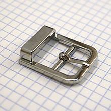 Пряжка 20 мм никель для сумок a3521 (10 шт.)
