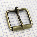Пряжка проволочная 30 мм антик для сумок a3608 (10 шт.), фото 4