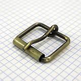 Пряжка проволочная 30 мм антик для сумок a3608 (10 шт.), фото 5