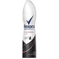 Дезодорант-спрей жіночий Rexona Invisible Pure 150 мл Чистий діамант