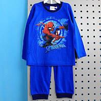 Детская пижама Человек Паук для мальчика кулир тм MARVEL размер 2-3 года
