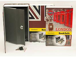 Книга-сейф средняя с ключом 24*15,5*55 см