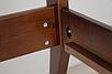 Кровать деревянная Челси 140-200 см (лесной орех), фото 6