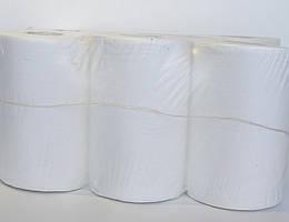Полотенца бумажные в рулоне из целлюлозы, 35 метров, двухслойные