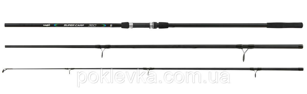 Удилище Kamasaki Super Carp 3.6 м 3.5 lbs 3 секции