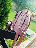 Кожаный рюкзачок, фото 4