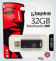 USB флешка Kingston DataTraveler DT20 32GB USB 2.0 (DT20/32GB), фото 1