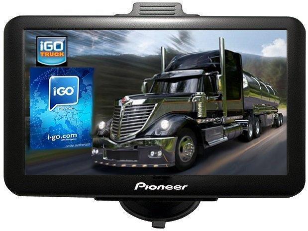 GPS навигатор Pioneer X77 с картой Европы для грузовиков