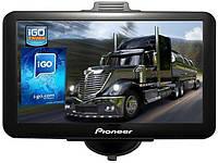 GPS навигатор Pioneer X77 с картой Европы для грузовиков, фото 1