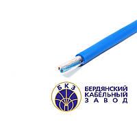Кабель медный гибкий силовой КГНВ 2х1,5 0,66кВ маслостойкий бензостойкий морозостойкий провод ПВС | КГ