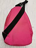 Барсетка слинг на грудь/Cумка спортивные для через плечо( ОПТ), фото 2