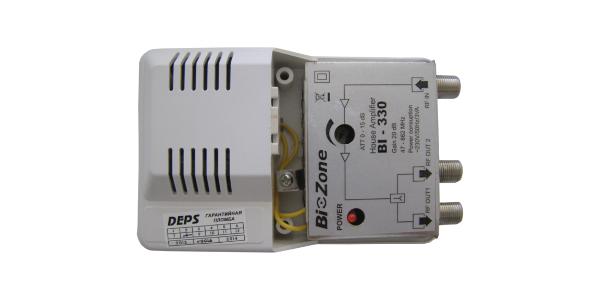 Усилитель TV-сигнала Bi-Zone BI-330