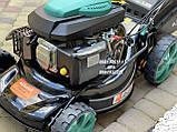 Газонокосилка бензиновая самоходная Sturm PL4614S, фото 4