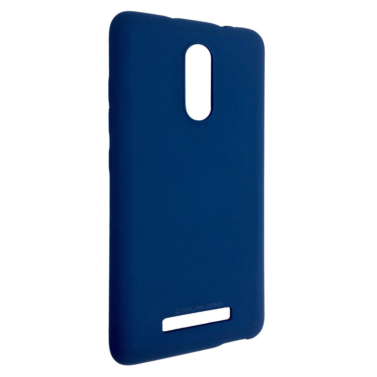 Чехол Hana Molan Cano Xiaomi Redmi Note 3 (blue)