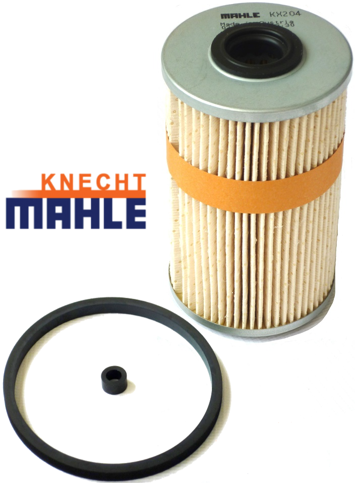 Топливный фильтр на Renault Trafic / Opel Vivaro 1.9dCi / 2.0dCi / 2.5dCi (2001-2014) Knecht (Германия) KX204D
