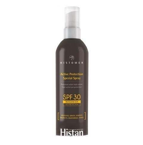 Histomer Histan Active Protection Spray SPF30 - Солнцезащитный спрей для лица-тела детей 200 мл
