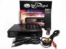 T2 тюнер Sat-Integral S-1228