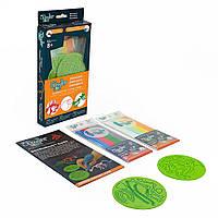 Набор аксессуаров для 3D-ручки 3Doodler Start Динозавры / Запаска для 3Дудлер Старт Дино, фото 1