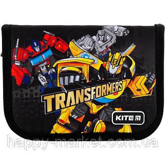 Пенал без наполнения Kite Education 1 отделение 2 отворота Transformers TF20-622-1, фото 2