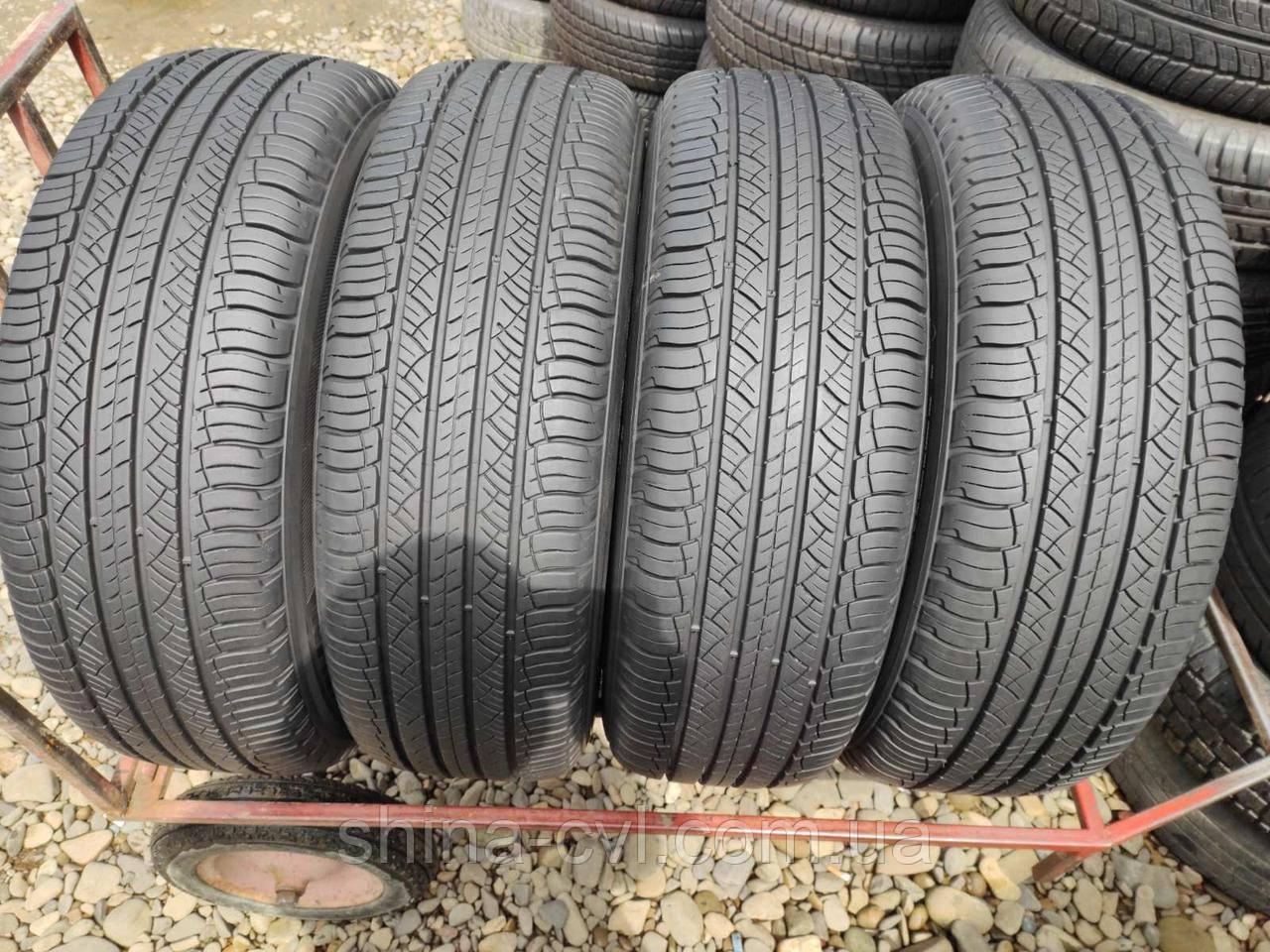 Літні шини 215/70 R16 100H MICHELIN LATITUDE TOUR HP