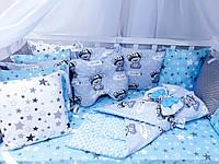 Комплект в кроватку (15 предметов)