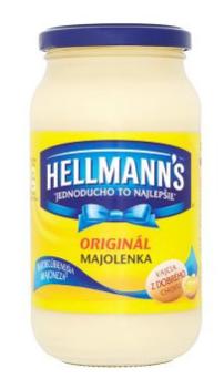 Майонез HELLMANS 400гр, фото 2