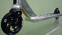 Трюковой самокат Explore LEONE New 2020 серебро