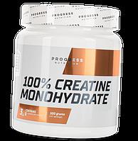 Креатин Progress Nutrition Creatine Monohydrate (500 г)