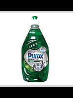 Жидкость для мытья посуды PUROX МЯТА 650 МЛ