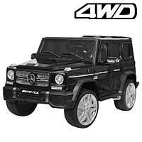 Электромобиль детский Джип BAMBI M 3567EBLRM-2(4WD) (M 3567EBLRM-2(4WD))