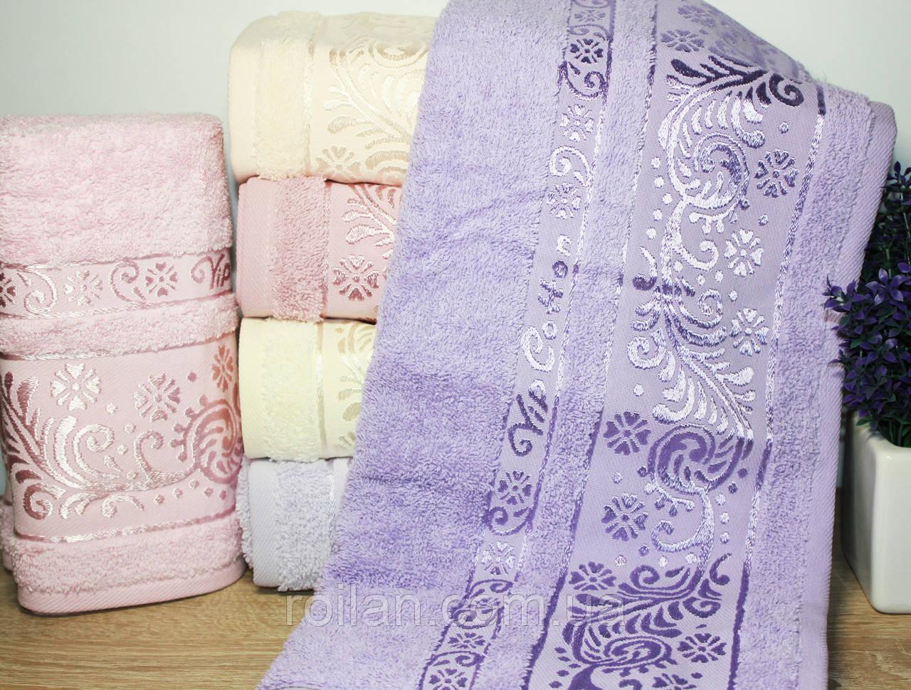 Банные турецкие полотенца ALINA