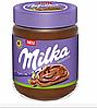 Шоколадная паста Milka Hazelnuss Creme 600 г